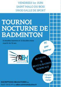 Tournoi Saint Malo