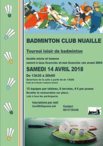 Tournoi Nuaillé