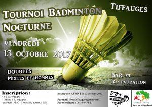 Tournoi Tiffauges 2017