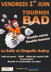 Tournoi Salle Aubry