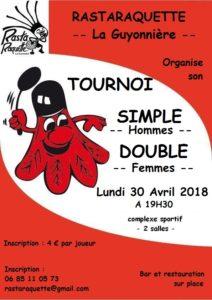 Tournoi La Guyonnière