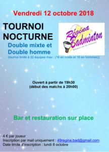Tournoi Bégrolles 2018