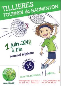 Tournoi Tillières